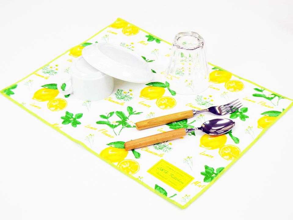 可愛い印刷でキッチンを彩る
